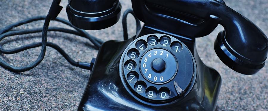Don't call me, I'll call you